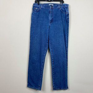 Lee Jeans Size 16 Long